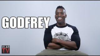 Godfrey and DJ Vlad Debate on Geoffrey Owens Being Failure for Trader Joe's Job (Part 3)