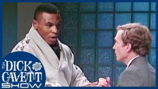 Mike Tyson On Using His Height To His Advantage | The Dick Cavett Show